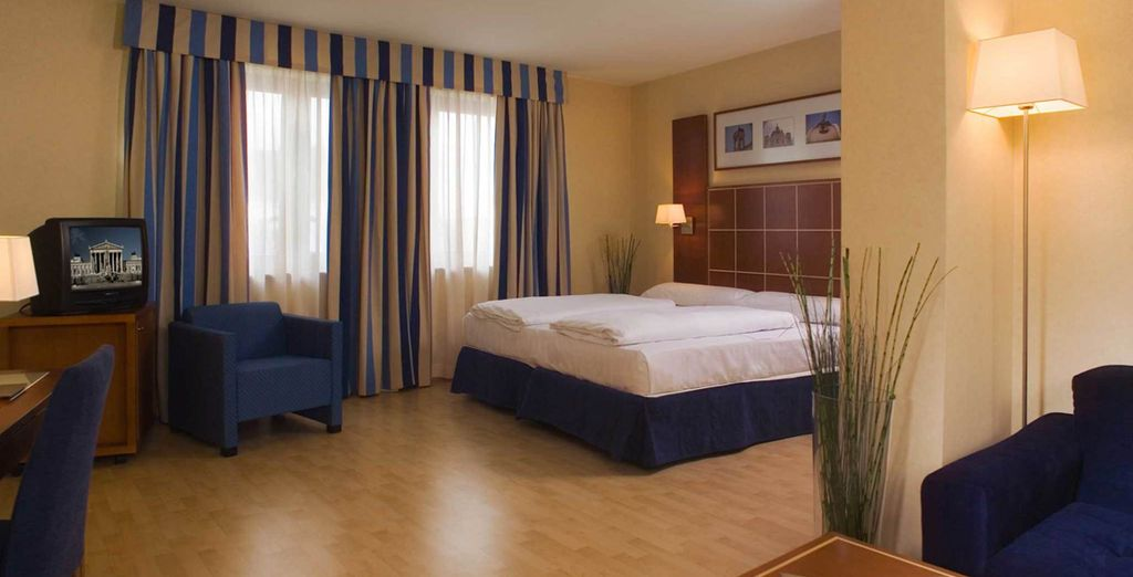 Hotel EXE Vienna 4*, Viena