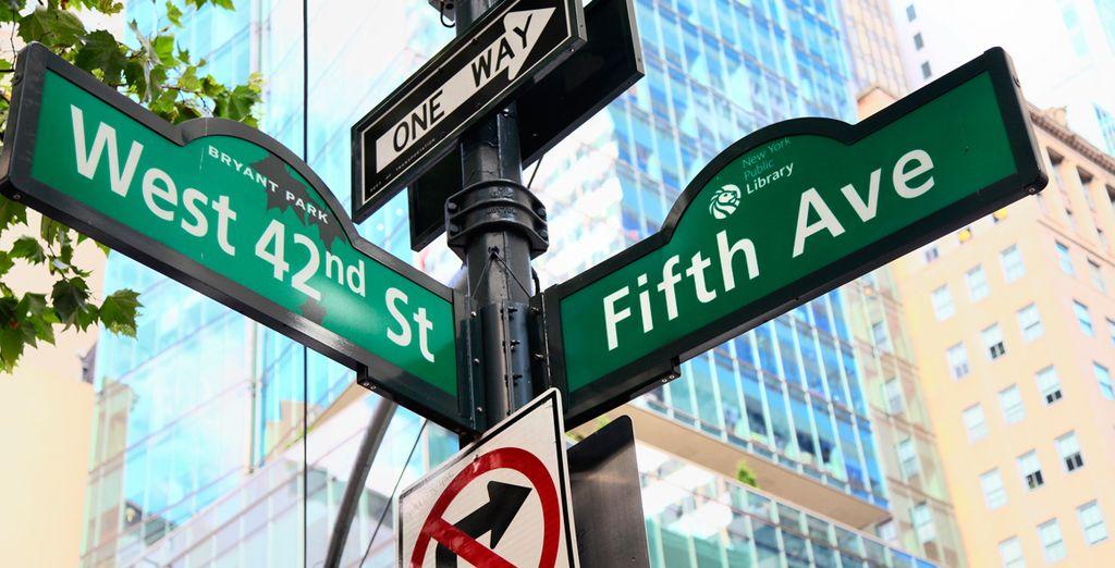 Bajará por la 5ª Avenida, exactamente por el tramo Milla de los Museos