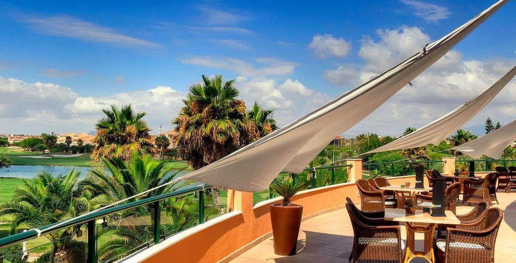Bienvenido al Hotel Alicante Golf 4*