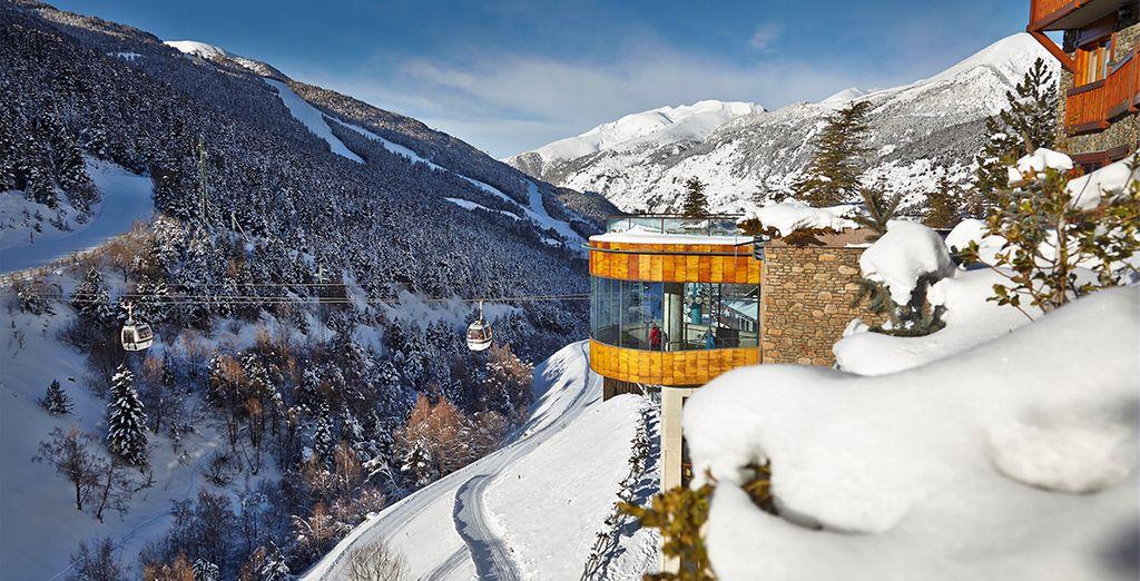 Comience la temporada de esquí en Andorra