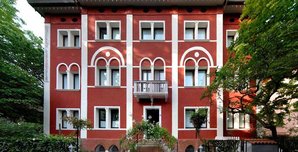 Bienvenido a Villa Pannonia  4*