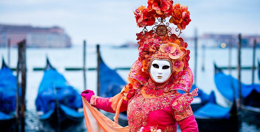Se sumergirá de lleno en el ambiente del Carnaval