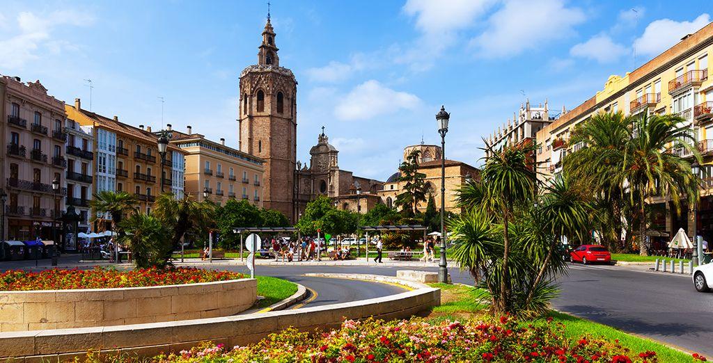 Valencia ofrece multitud de opciones para los visitantes más selectos