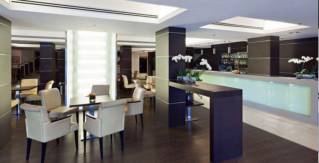 Su estancia en Roma será en el Hotel NH Midas 4*,  en la zona de Aurelio