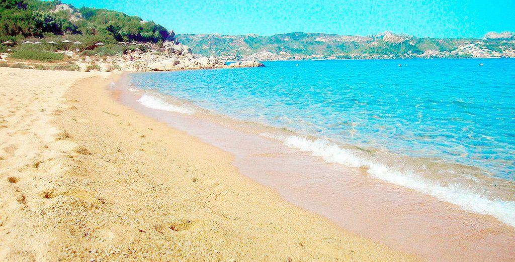 Báñese en sus fantásticas playas de agua cristalina