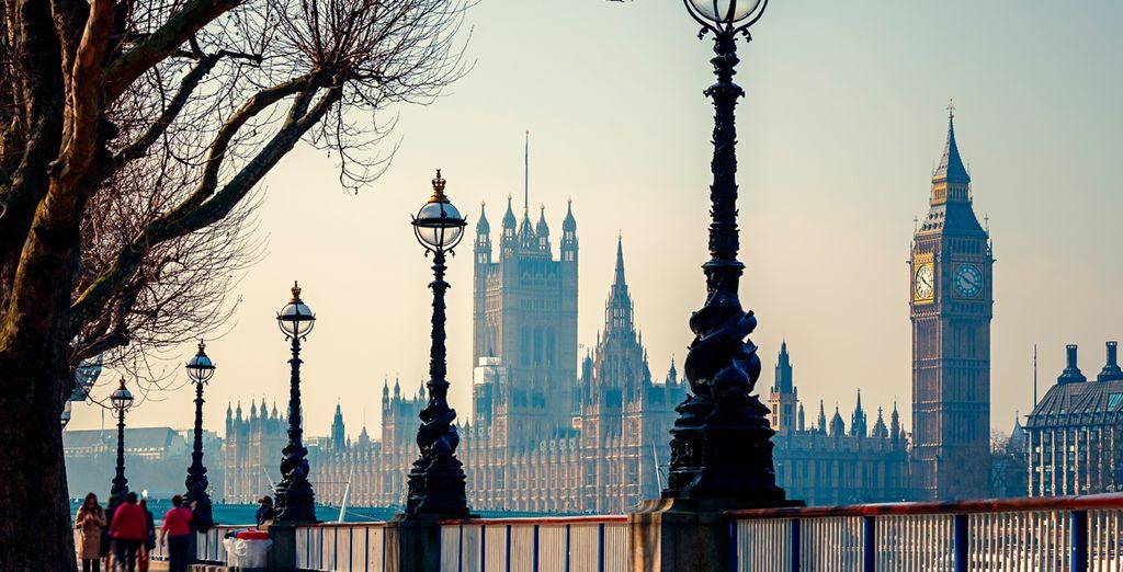 Sin duda, Londres le encantará