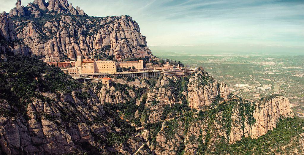 Podrá conocer la vida monástica en Montserrat