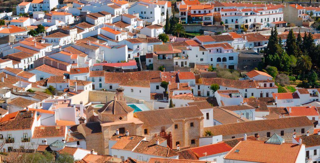 Conozca la ciudad de Huelva
