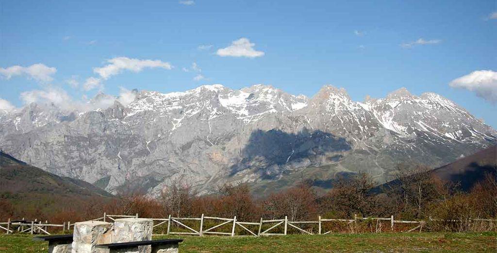 Disfrute de una aventura a medida, a un paso de los Picos de Europa