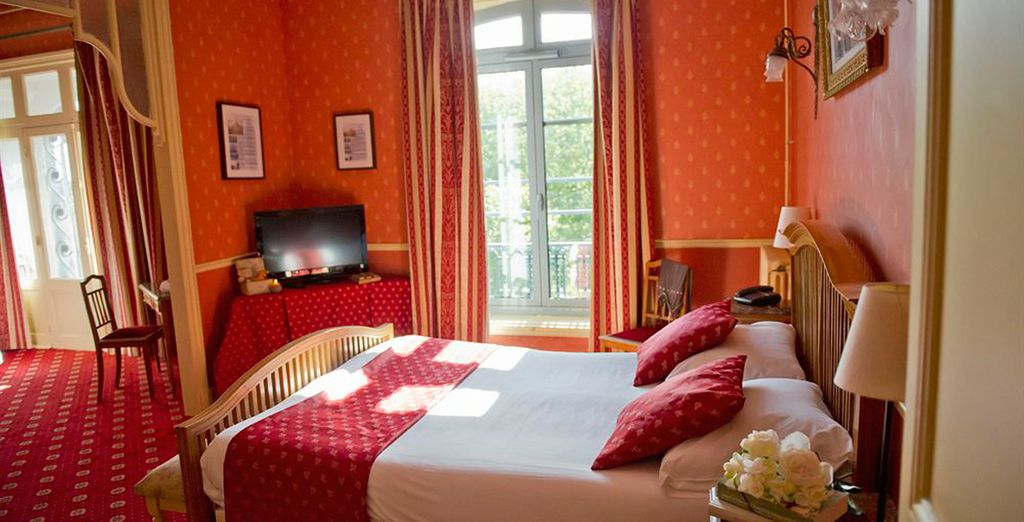 Y disfrute de vistas panorámicas al Canal du Midi, al parque Bastide o a la ciudad medieval
