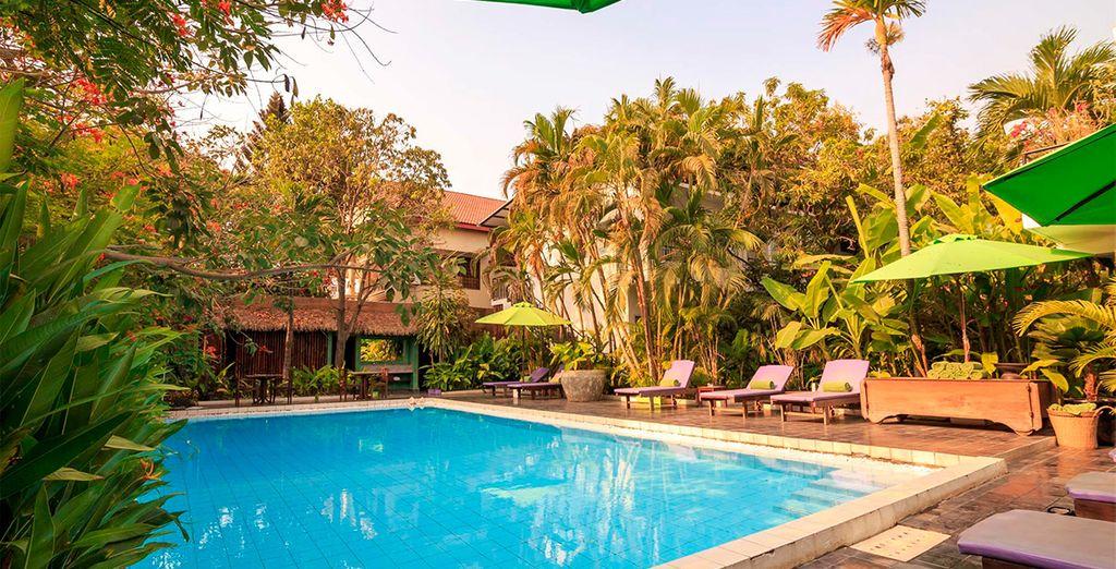Samsara Villa, tu alojamiento en categoría Superior