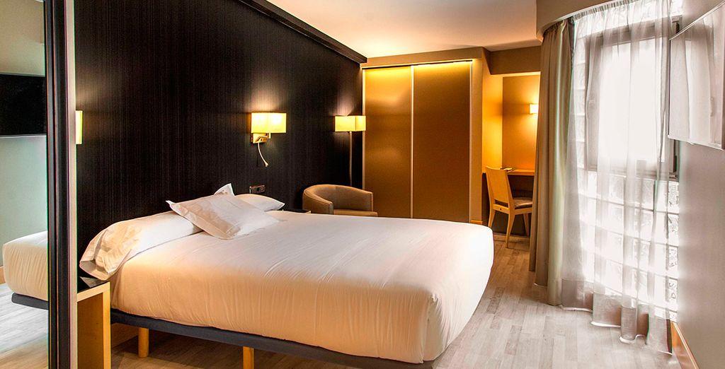 Hotel Plaza A Coruña 4*