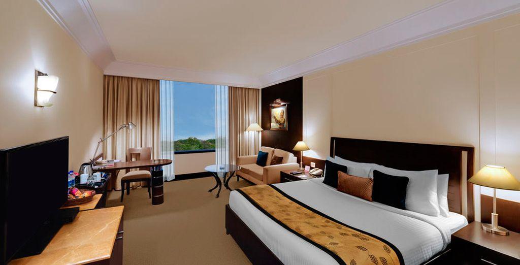 Lujo y confort para una estancia perfecta
