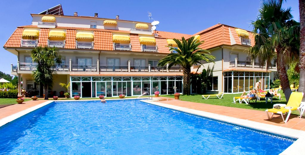 Hotel Spa Atlántico 4*