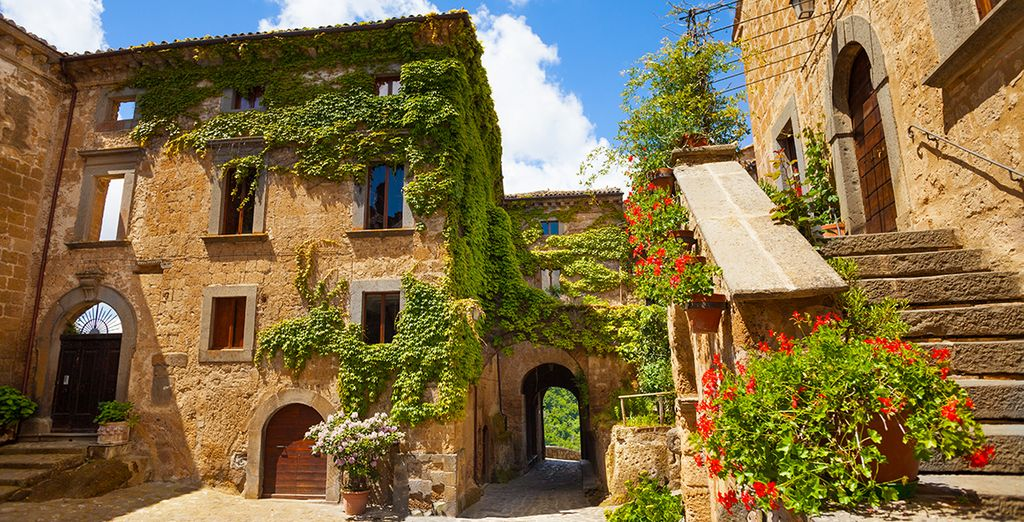 Descubra los pequeños pueblos de la Toscana