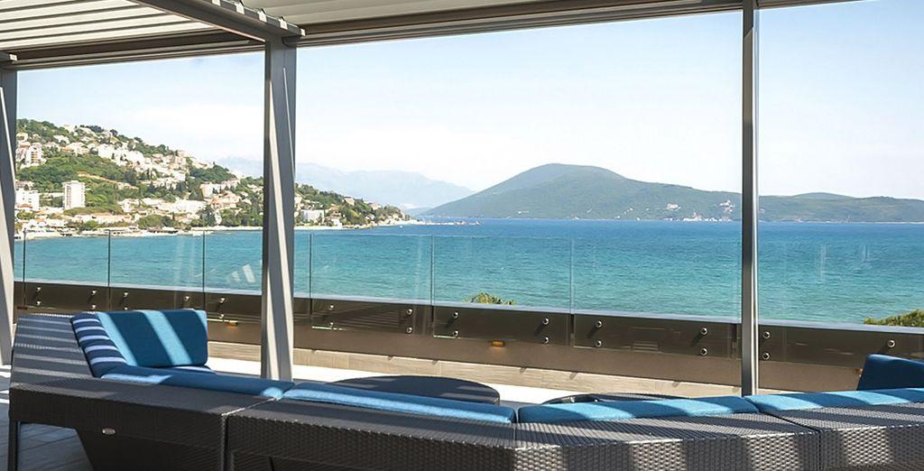 Venga a disfrutar unas vacaciones de ensueño en Montenegro
