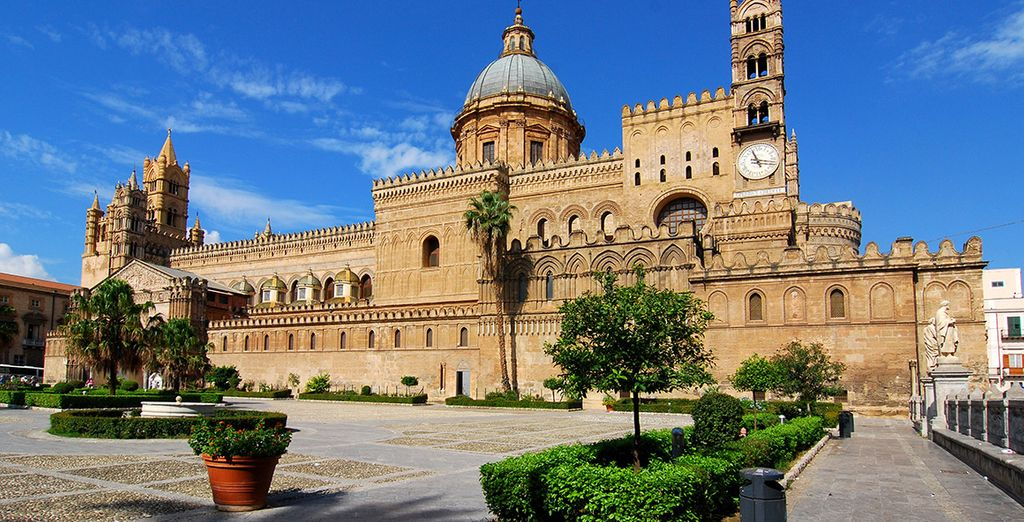 Descubra Palermo y sus rincones