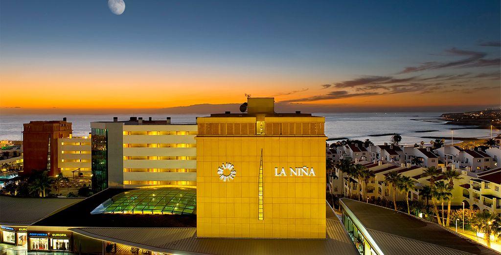 Bienvenido al Hotel Be Live Experience La Niña