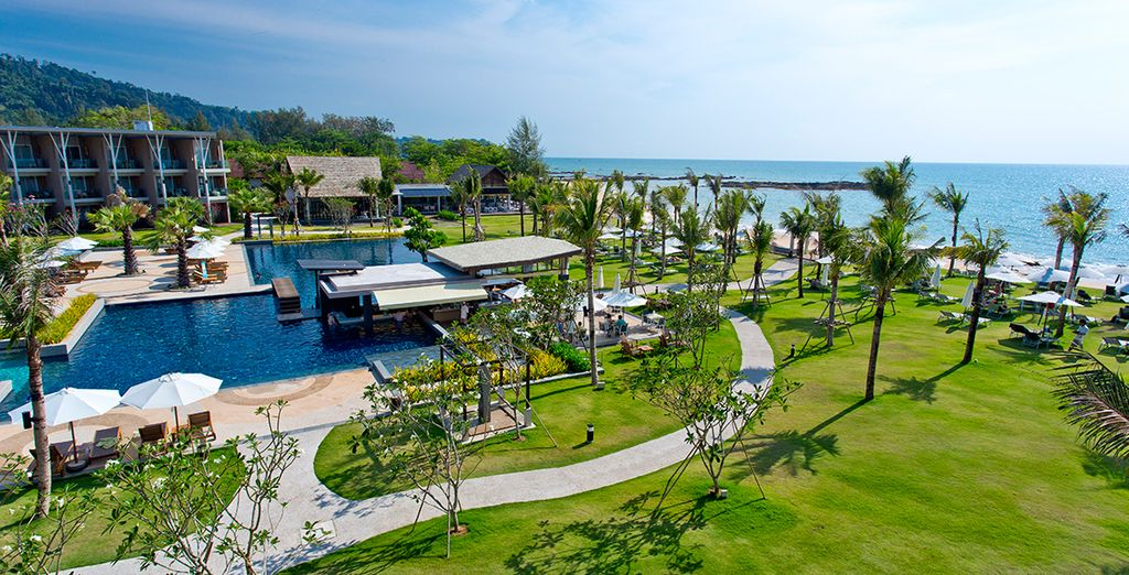 Descubra el paraíso en Tailandia