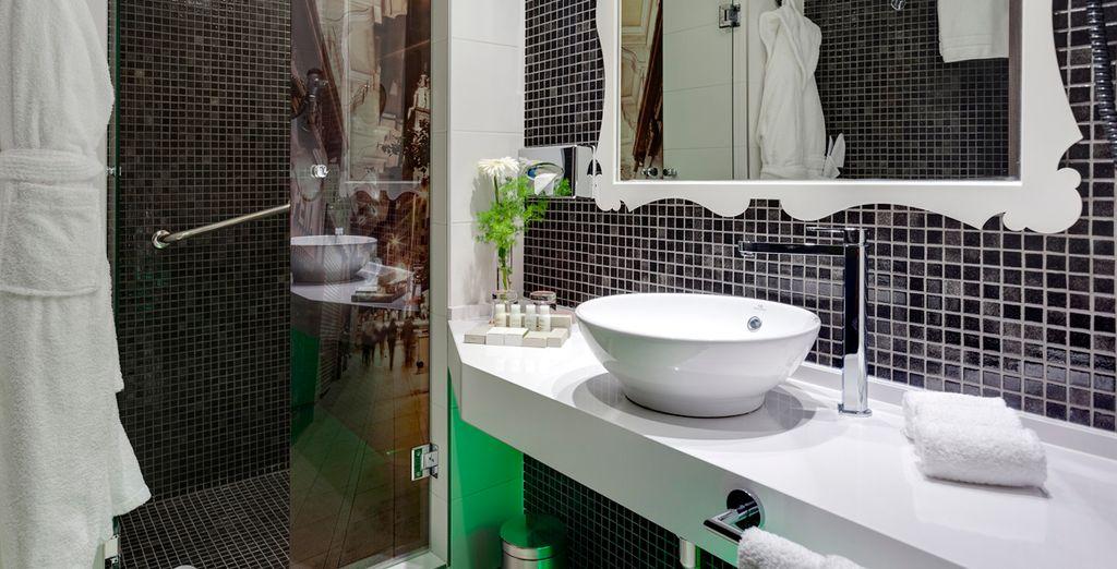 Con baño propio cuidado hasta el más mínimo detalle