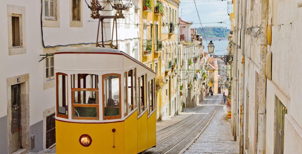 Descubra la pintoresca ciudad de Lisboa