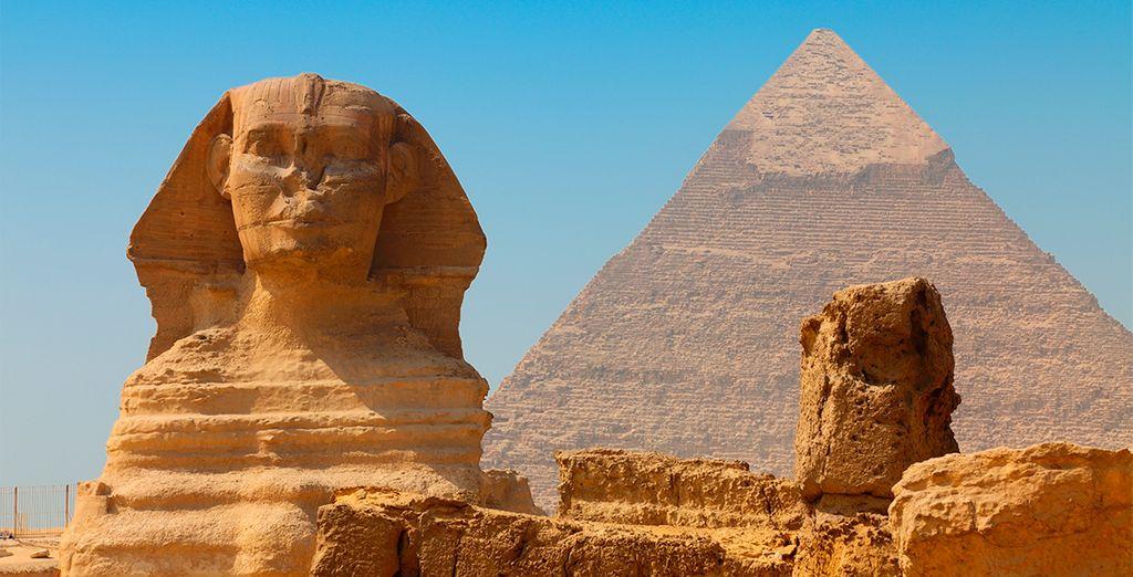 Combine la estancia en la capital de Egipto con un crucero por el Nilo