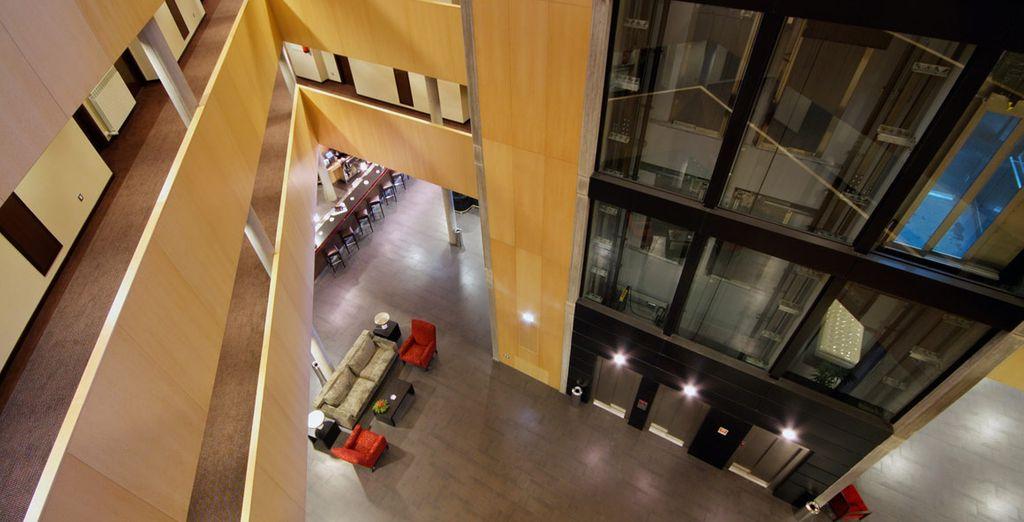 Bienvenido a Hotel HG Alto Aragón 4*
