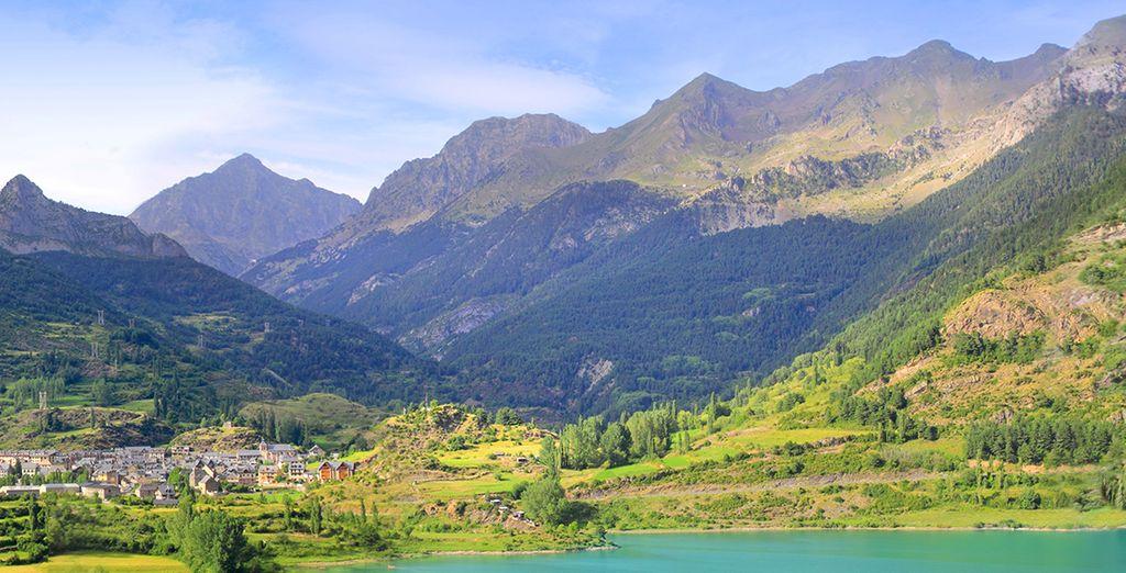 Venga a pasar unas vacaciones de relax a Huesca
