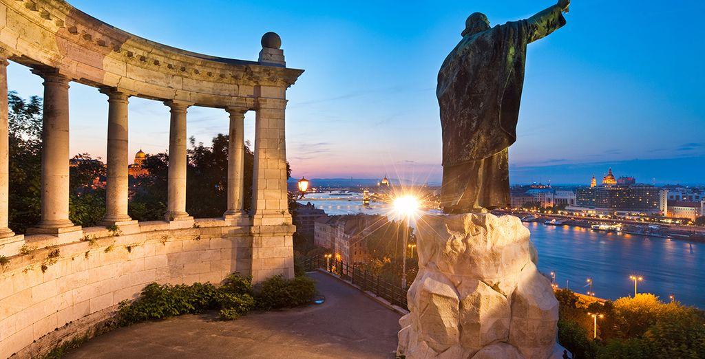 Descubra los bellos rincones que esconde Budapest