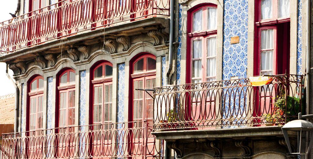 Porto tiene un encanto especial