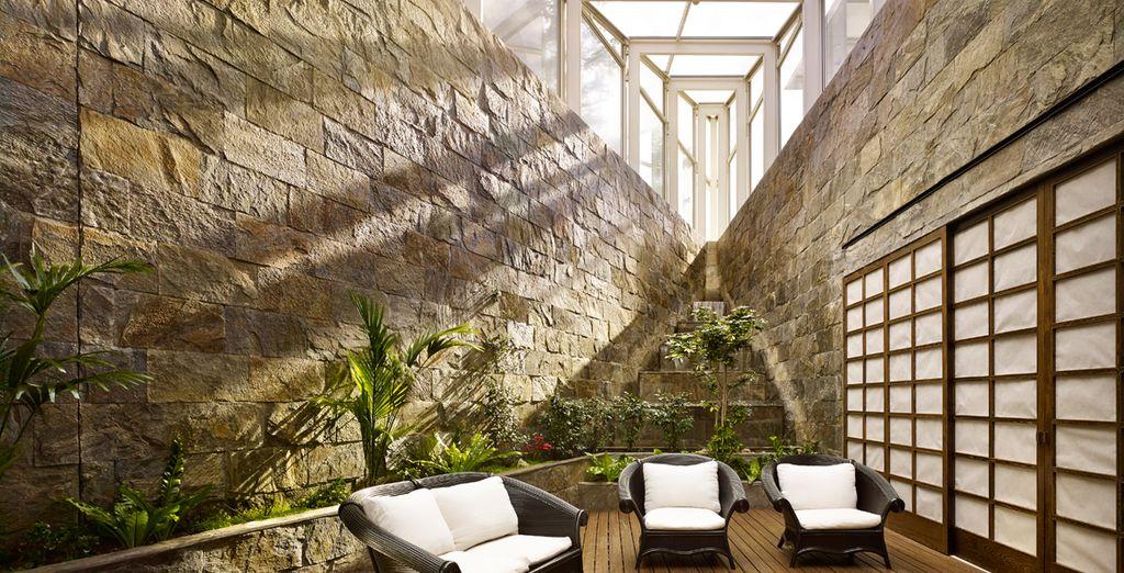 El estudio Zen del Spa es el lugar perfecto para evadirse