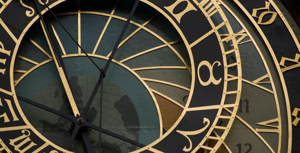El reloj astronómico más antiguo de Europa