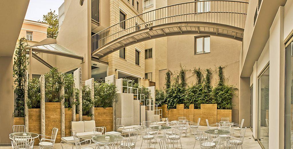 Dónde podrá disfrutar de una fantástica terraza
