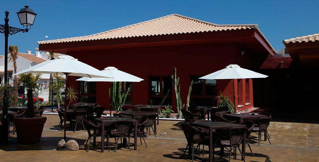 Santara Resort & Spa está de lleno de confort y sosiego