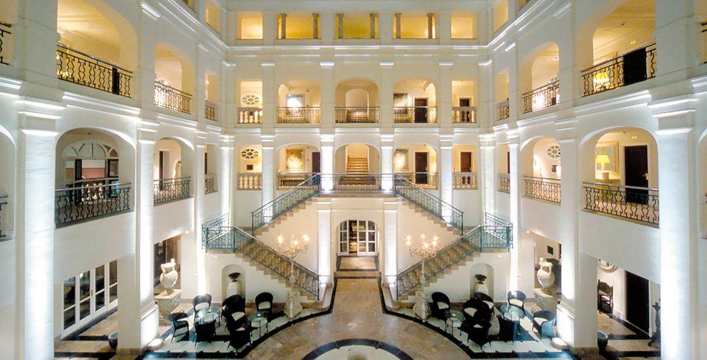 Descubra uno de los hoteles más exclusivos de Marbella
