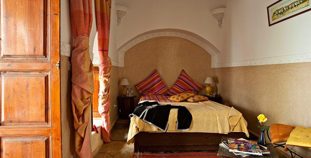 ... para pasar una estancia cómoda...