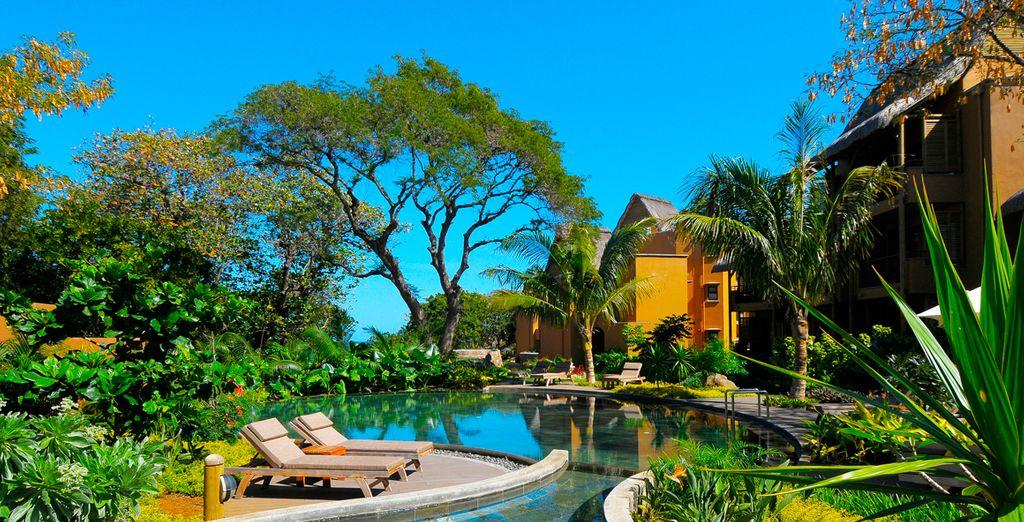 Un bonito complejo para tus mejores vacaciones