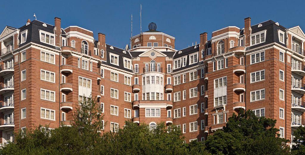 En Washington se alojará en el hotel Marriott Wardman Park Hotel 3* Sup