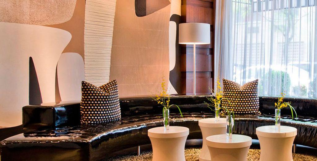 En Nueva York podrá alojarse en el hotel The Marcel at Gramercy 4*