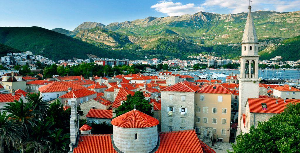 Los No - Bahía Montenegro