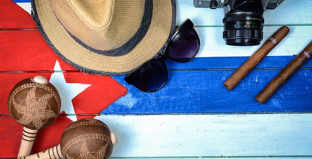 Cuba le está esperando