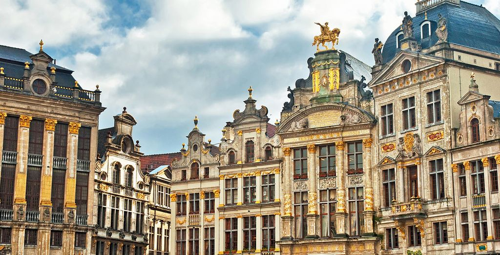 Aproveche la ocasión para conocer la capital europea