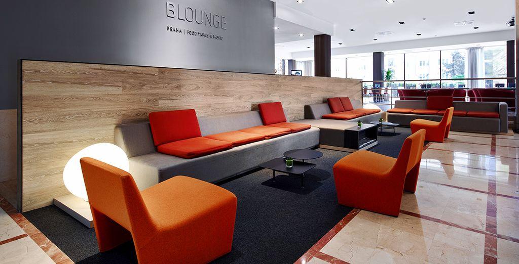 B-Lounge, un lugar especial en el que ofrecen una amplia gama de vinos