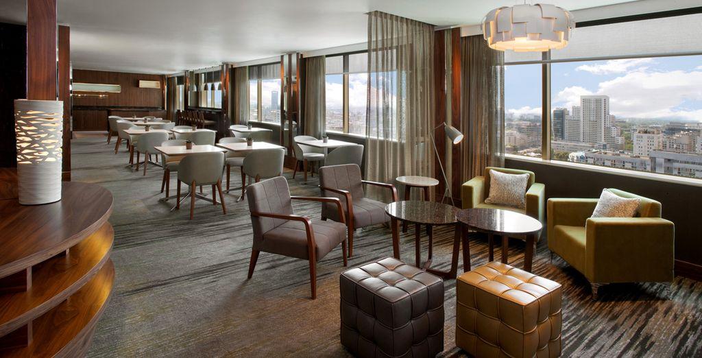 Disfrute en el Westin Executive Club si se aloja en este tipo de habitación