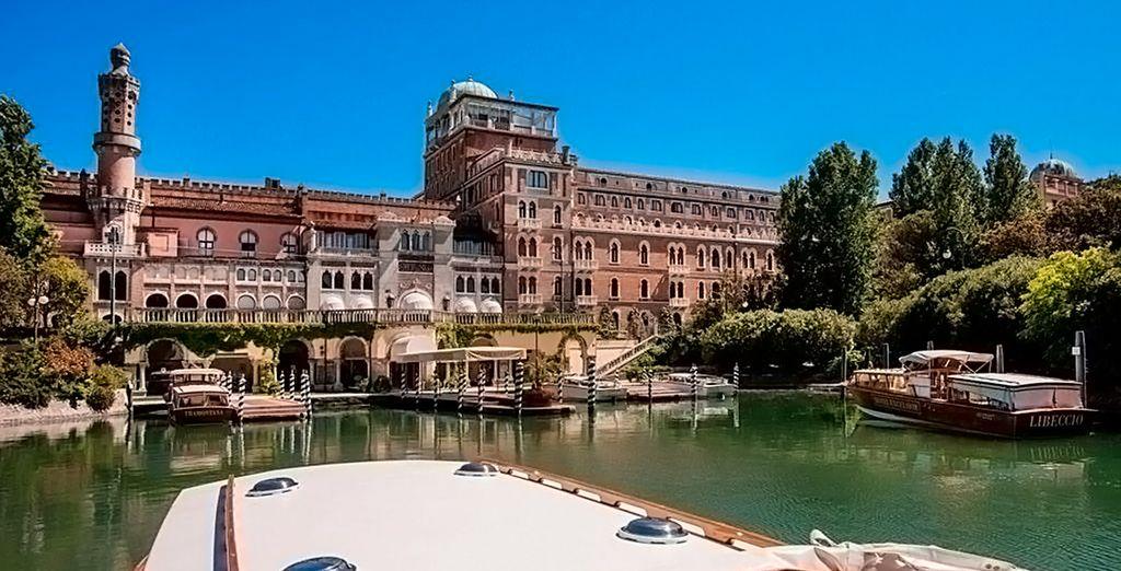Un hotel en el que te sentirás el protagonista