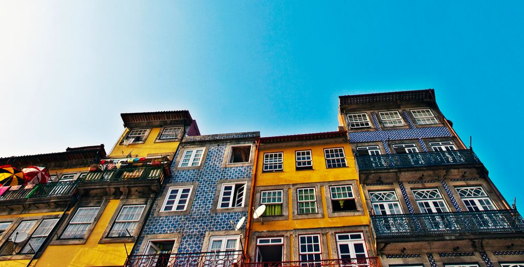 Descubre el encanto de Portugal