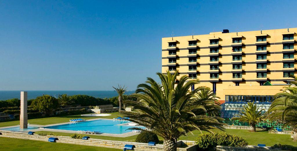 Bienvenido a Solverde SPA & Wellness Center 5*, situado a poca distancia de la playa