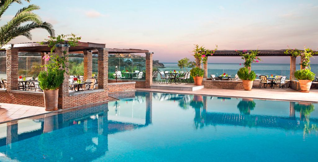 Venga a celebrar unas merecidas vacaciones en Creta