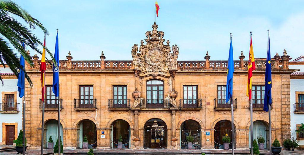 El hotel que reúne las mentes y los talentos más privilegiados del mundo...