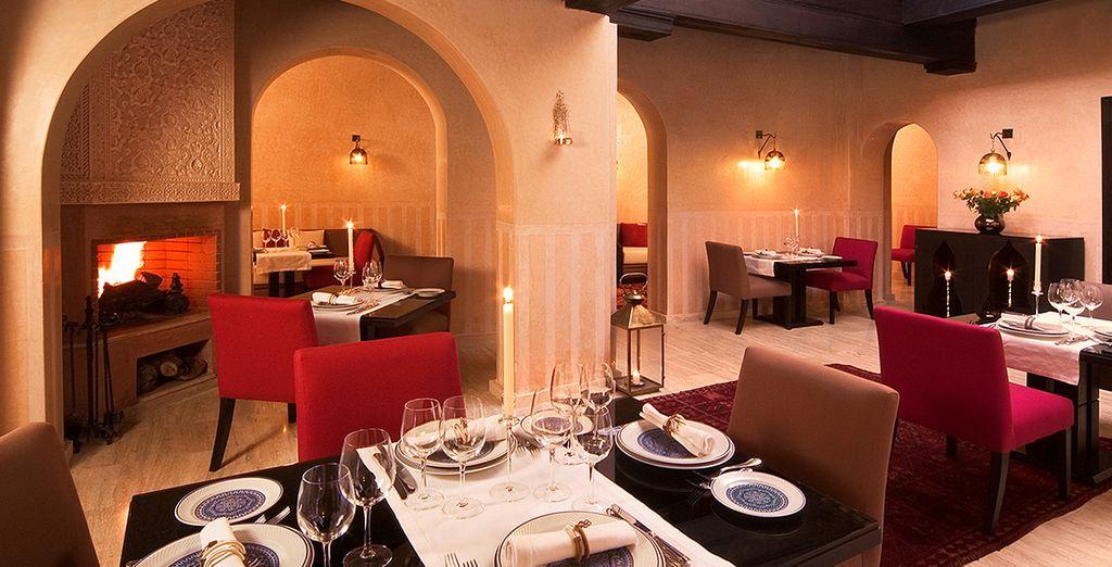 Magnífico Restaurante L'Ambre